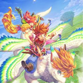 Secret of Mana Remake Coming 2018