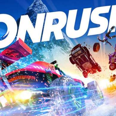 OnRush review: Really good mayhem arcade racing.