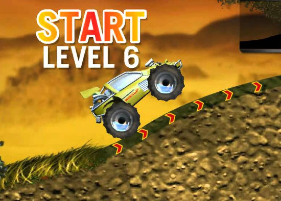Primary Games Dune Buggy Game Play