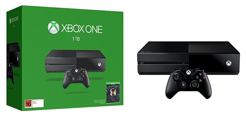 xbox one 1tb console