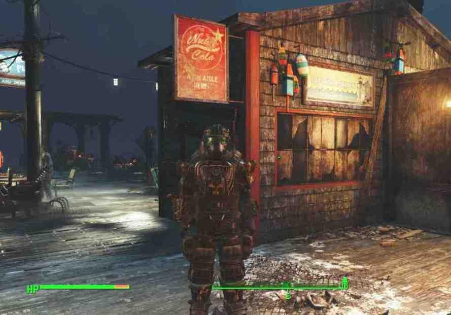 Брони Морской пехоты для Fallout 4