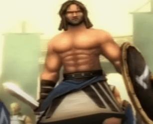 spartan total warrior shirtless