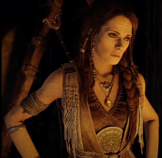 Freya God of War Video Game Moms