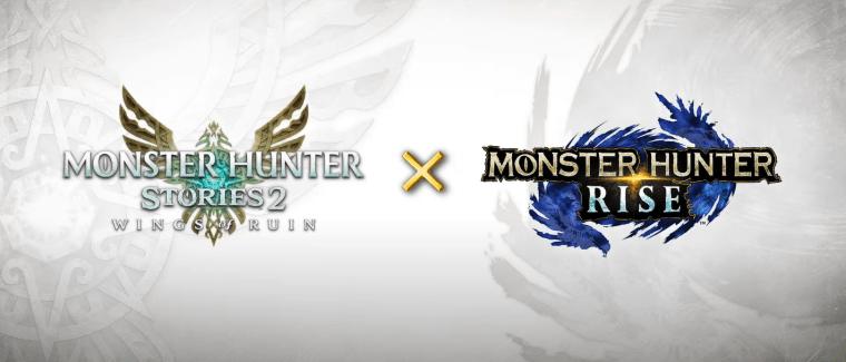 monster hunter stories 2 wings of ruin monster hunter rise digital event showcase cover art