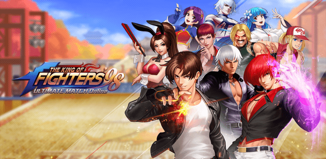 『THE KING OF FIGHTERS '98 ULTIMATE MATCH Online』12月16日からクリスマス大型キャンペーンが始動