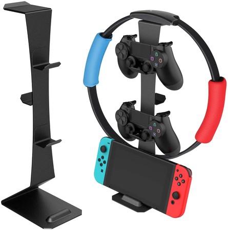 新商品発売!ゲーム機プレイヤーに最適!?二千円未満のゲームコントローラー収納ラックをおすすめ。