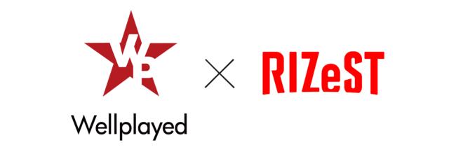 eスポーツ専門会社のウェルプレイドがRIZeSTと合併