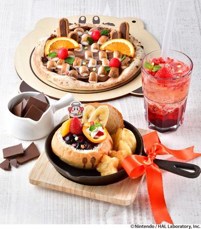 星のカービィの『Kirby Café (カービィカフェ)』チョコレートとフルーツがいっぱいのフェア「Chocolate de PUPUPU」を2021年1月15日(金)より期間限定で開催!