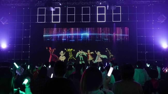 体感エンターテインメント『#コンパス ライブアリーナ2021』3days開催!