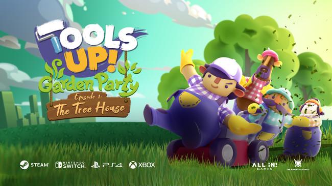 家づくり協力ゲーム「ツールズアップ!」 最新DLCが配信開始