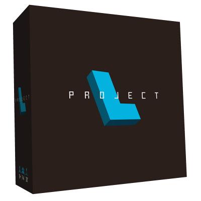 1人から4人まで遊べるスタイリッシュなパズルゲーム『プロジェクトL』多言語版 好評発売中!