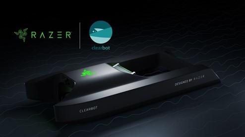 RazerがClearBotと海をスマートな方法でクリーンアップ