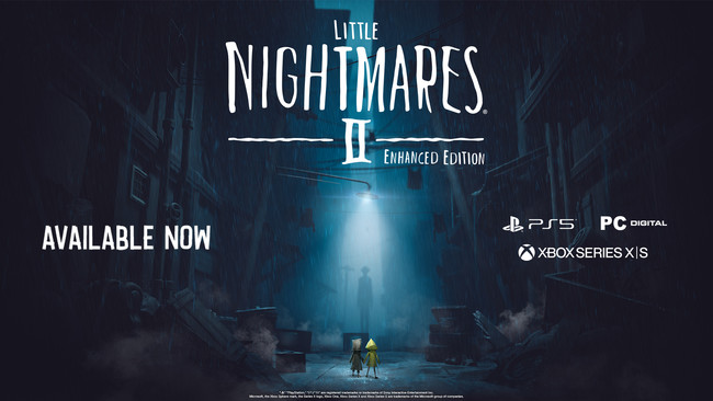 PlayStation®5版/Xbox Series X|S版/PC DIGITAL版「リトルナイトメア2 Enhanced Edition」発売!さらに、紹介PV公開!