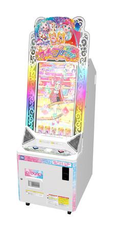 ■アミューズメントゲーム『ワッチャプリマジ!』 ■稼動時期:  2021年10月1日(金)より順次稼動予定