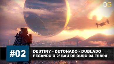 Destiny - Destroyer Games - Detonado - Baú