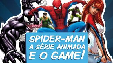 Smok - Spider-Man - A série Animada e o Game