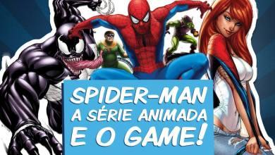 Smok - Spider-Man - A série Animada e o Game