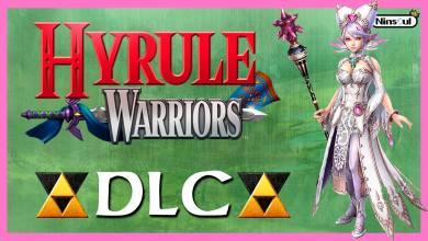 Hyrule Warriors - DLC - Cia - Imagem NinSoul