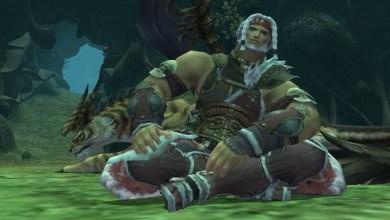 Final Fantasy XI - Character Screenshot