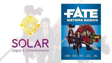 Fate - Sistema Básico - Imagem