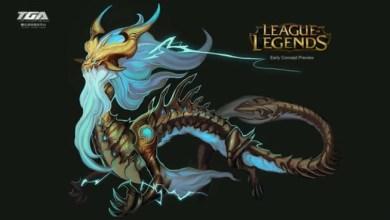 League of Legends - Ao Shin - Champion Leaked Image