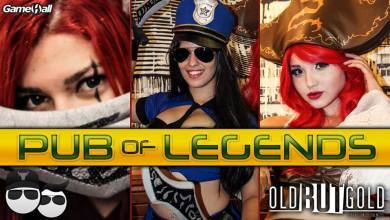 Pub of Legends 2014 - Cosplayers - LoL