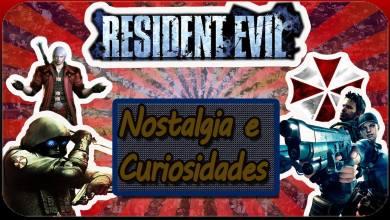 Resident Evil - Nostalgia e Curiosidades