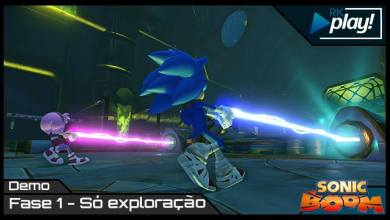 Sonic Boom - RK Play - Fase 01