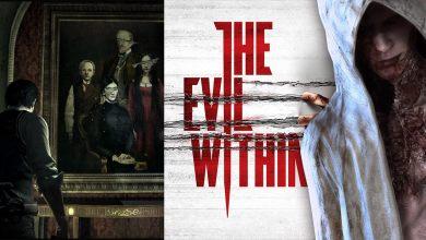 The Evil Within - Logo e Imagem