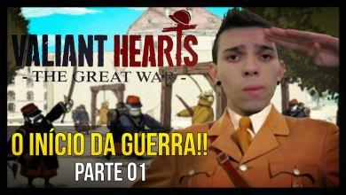Valiant Hearts - BG Gameplays - Foto Imagem