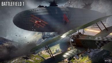 Battlefield 1 - Dirigível