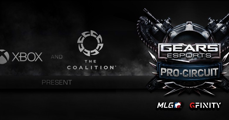 Gears of War 4 - eSports Tournament Banner