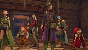 Square Enix comemora lançamento de Dragon Quest XI com novo trailer