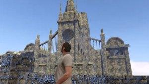 Fãs acharam cenário de Bloodborne em Dark Souls Remastered e o abriram em GTA 5