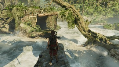 Shadow of The Tomb Raider - Jogo rodando na Geforce GTX 1080 - 01