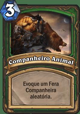 Companheiro Animal - Card de Hearthstone