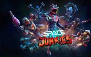 Beta aberto de Space Junkies começa hoje