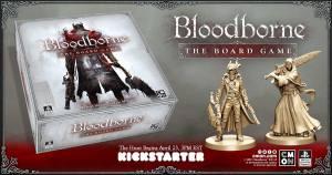Bloodborne ganha projeto no Kickstarter para jogo de tabuleiro