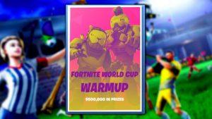 """Aquecimento para a Copa do Mundo de """"Fortnite"""" oferecerá premiação total de 500 mil dólares"""