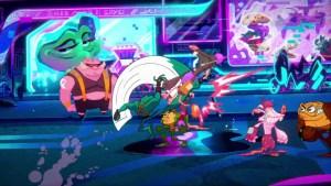 E3 - Microsoft divulga 1º trailer de Battletoads