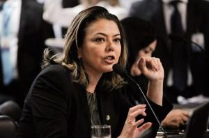 Senadora Leila Barros é contra esports como modalidade esportiva