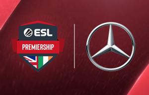 ESL Premiership adiciona Dota 2 ao lado de patrocínio da Mercedes-Benz