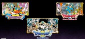Clássicos Dragon Quest I, II e III são confirmados para Nintendo Switch no ocidente