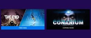 Aproveite! Dois novos jogos grátis agora disponíveis na Epic Games Store