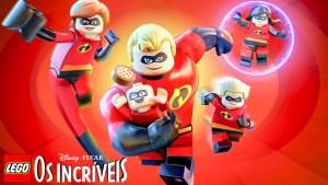 Jogos da franquia LEGO terão desconto no mês das crianças