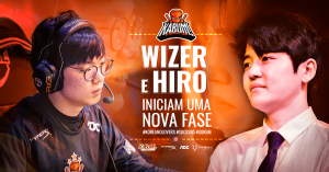 League of Legends: KaBuM! e-Sports anuncia saídas de Wizer e Hiro