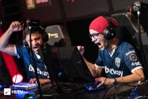 CS:GO: MIBR vence eUnited e garante vaga nas finais da ECS Season 8