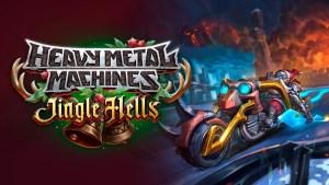 Hoplon anuncia atualização de Natal em Heavy Metal Machines