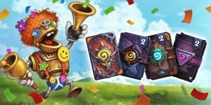 Hearthstone ganha evento de aniversário com pacotes gratuitos, verso de card e Taverna temática
