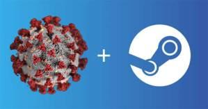 Steam bate recorde e atinge 20 milhões de usuários simultâneos graças ao coronavírus